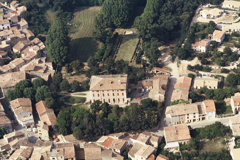 château de Pourcieux