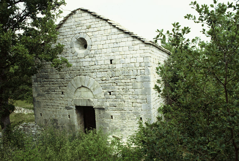 église dite chapelle Sainte-Madeleine (ancienne)