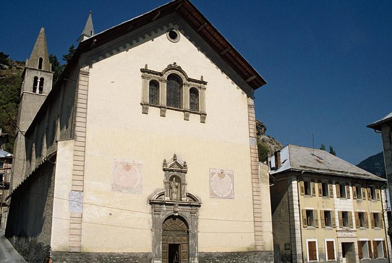 Eglise Saint-Nicolas-de-Myre