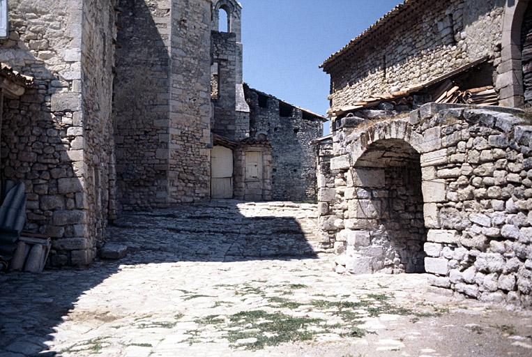 Prieuré Notre-Dame-de-Salagon (ancien)