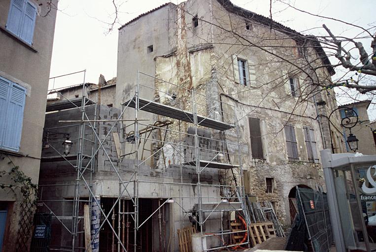 maison dite hôtel Isaac Bourdin