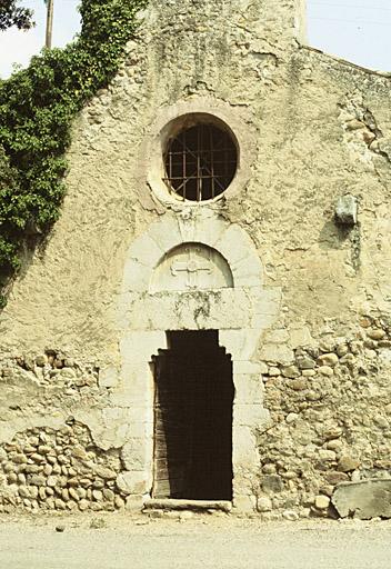 église dite chapelle Saint-Honorat de Paillerols (ancienne), dite aussi chapelle Saint-Blaise