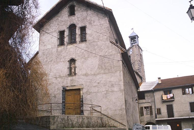 église des Dominicains ou chapelle des Pénitents Blancs, ancien couvent des Dominicains