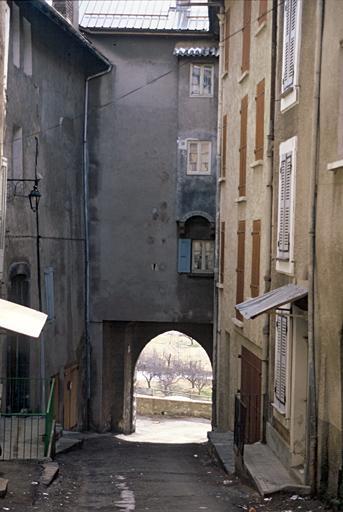 bastion Niquet ou tour des Pénitents, ancien bastion des Pénitents