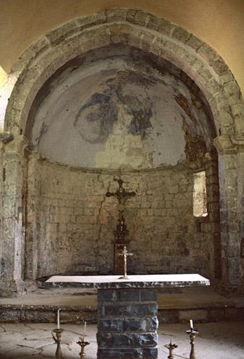 église Notre-Dame d'Entraigues