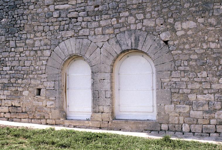 prieuré Notre-Dame du Largue (ancien), chapelle Notre-Dame du Pont ou chapelle des Craux