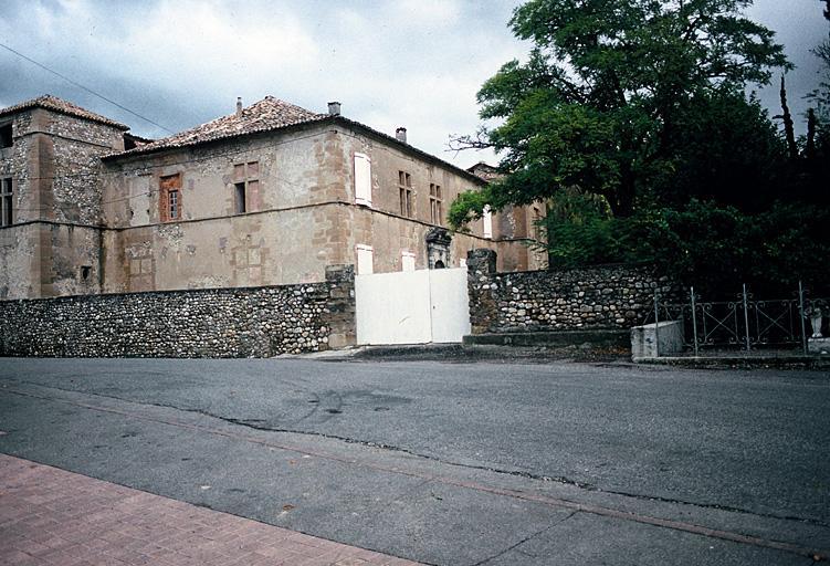 château du Chaffaut