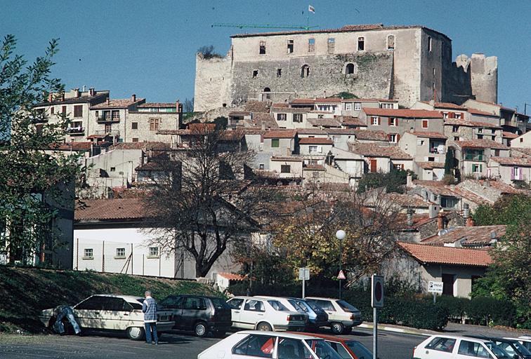 château (ancien) dit château des Templiers