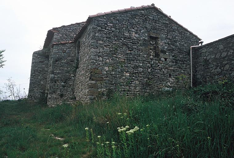 chapelle Saint-Elzéar (ancienne)