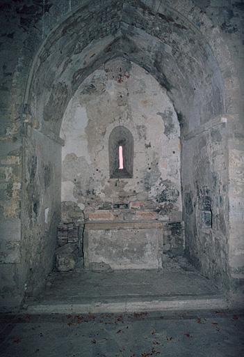 chapelle Saint-Pierre (ancienne)