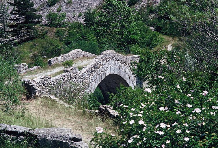 pont d'Ondres (ancien) dit pont du Moulin