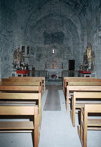Eglise de Peyresq