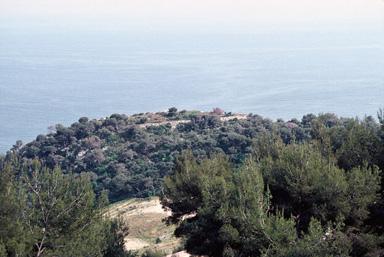 Camp ligure sis au Mont des Mules