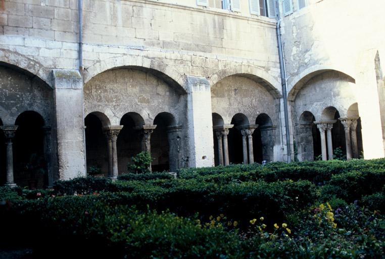 prieuré Saint-Paul de Mausole (ancien), maison de santé Saint-Paul
