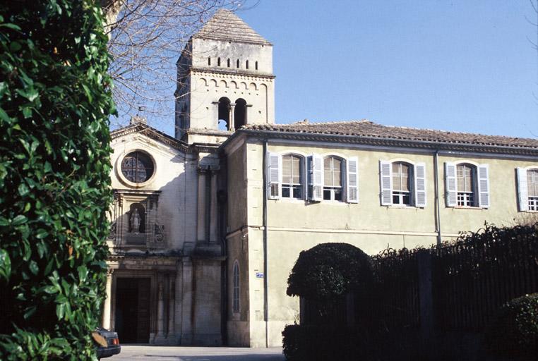 Prieuré de Saint-Paul-de-Mausole (ancien)