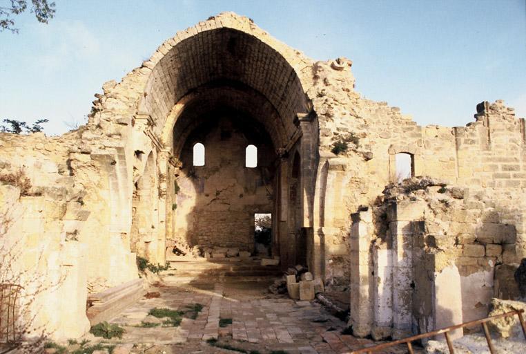 Château (ancien), vestiges