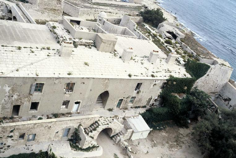 Fort de Bouc (ancien), fort Vauban
