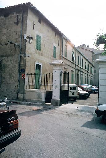 hôpital Saint-Nicolas