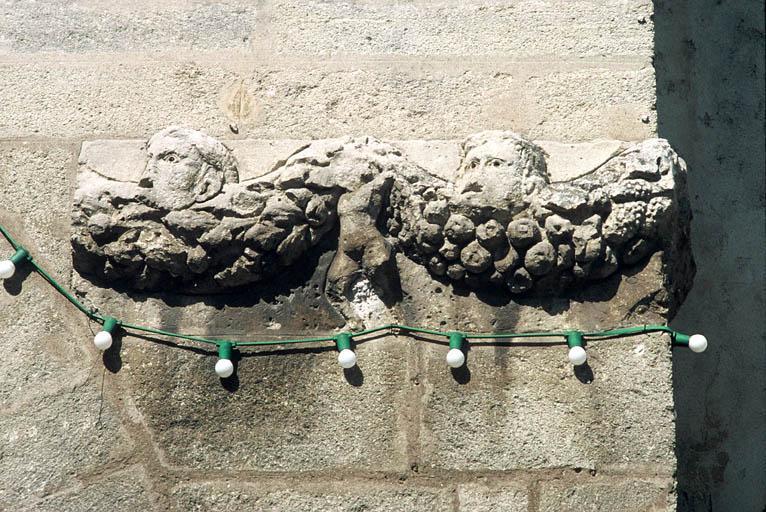 Fortification d'agglomération (Porte de l'Horloge)