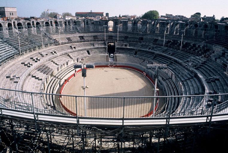 Amphithéâtre (arènes)