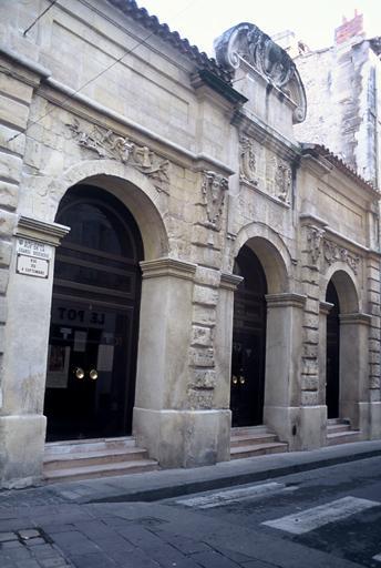 Édifice commercial dit ancien marché de la Boucherie (Salle Jean et Pons Dedieu ou Grande Boucherie)