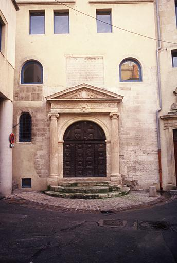 Hôtel-Dieu (ancien), espace Van Gogh actuel