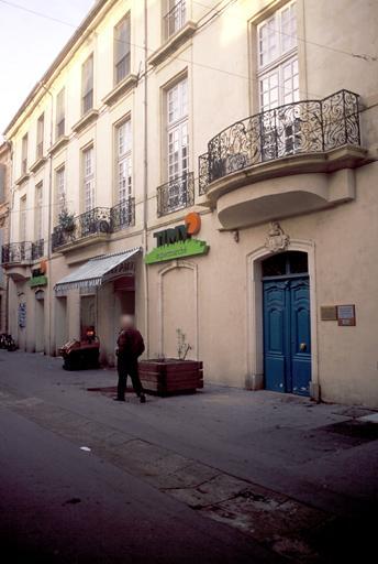 Hôtel Icard Duquesne, hôtel d'Antonelle