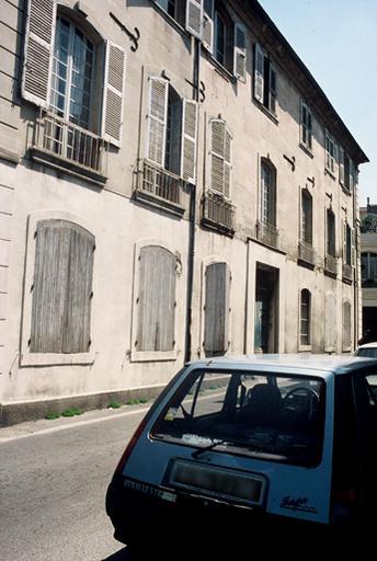 Hôtel de Giraud (hôtel Capitani)