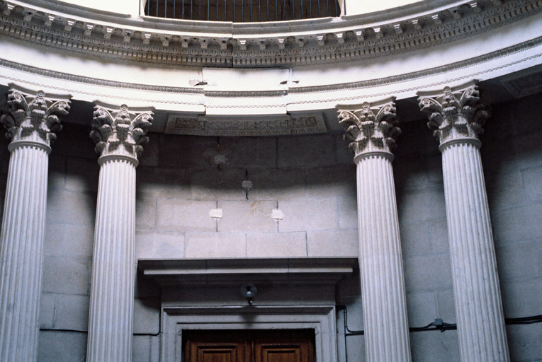 église dite chapelle des Mécaniciens, dite aussi chapelle Saint-Louis ou chapelle de l'ancien Hôpital