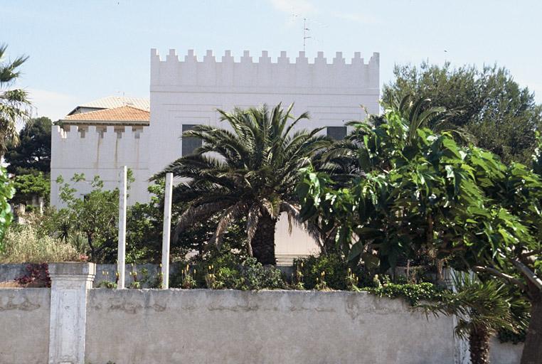 Maison dite villa Sémiramis