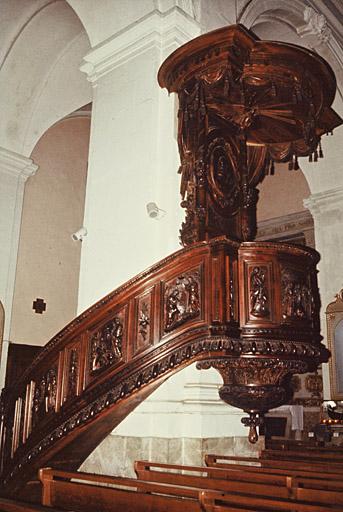 église paroissiale Saint-Tropez dite Notre-Dame de l'Assomption