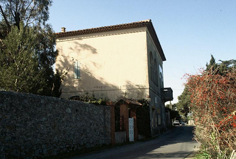 maison dite villa La Hune ou maison de Signac