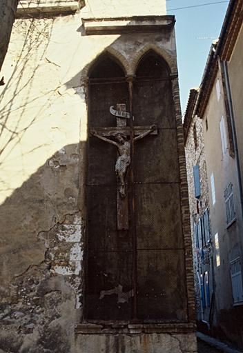 Église dite chapelle des Pénitents Blancs (ancienne), dite aussi chapelle Notre-Dame-de-Pitié (ancienne)
