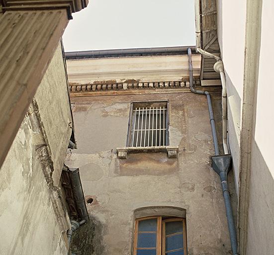 Évêché (ancien) actuellement Musée du Vieux Toulon