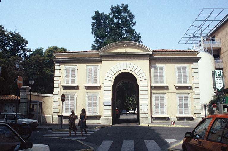 église dite chapelle Chalucet, chapelle de l'hôpital Chalucet