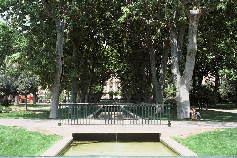 Jardin public Alexandre premier