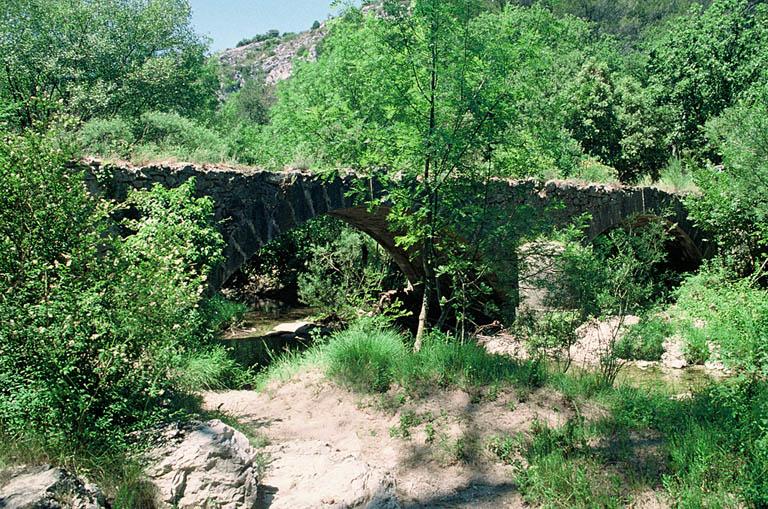pont sur le Caramy