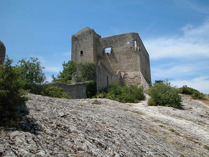 château des Comtes de Toulouse (ancien)
