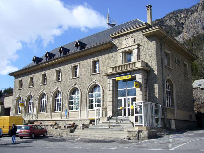 Poste, architecte Eugène Chirié