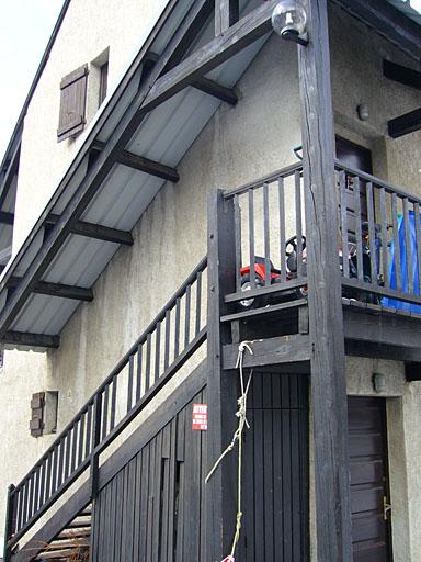 Immeuble dit résidence La Guisane, dit aussi opération Greffe, architecte A. J. Dunoyer de Segonzac