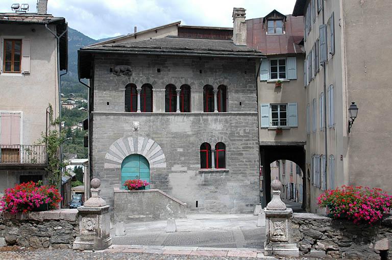 Maison des Chanonges (ancienne)
