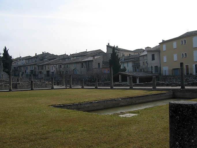 site archéologique de la Vilasse