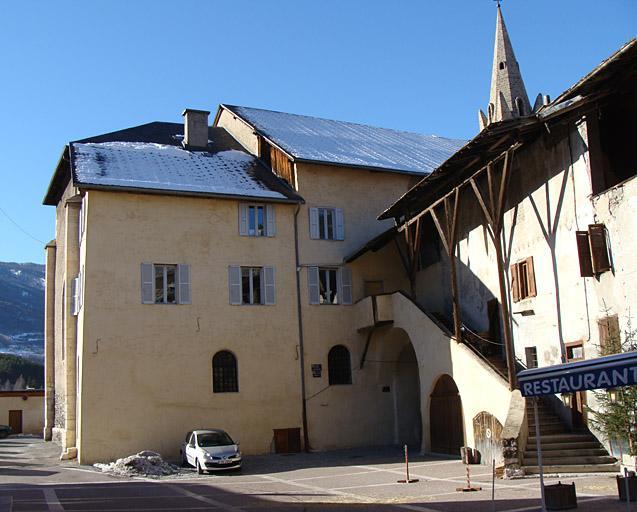 Église paroissiale Notre-Dame-de-L'Aquilon