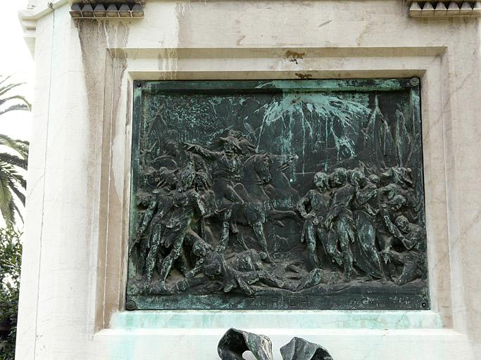 Monument commémoratif au maréchal Masséna