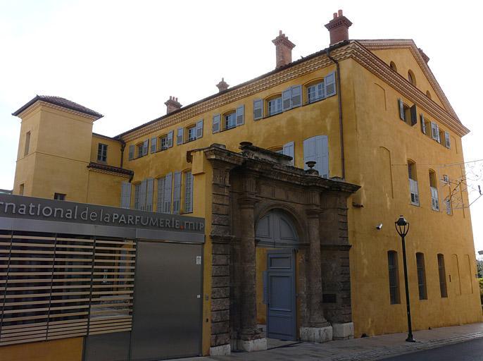 Hôtel de Pontevès ; musée international de la parfumerie