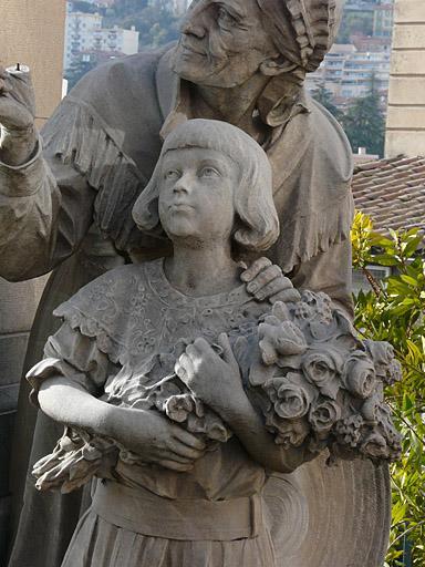 Monument commémoratif à Léon Chiris