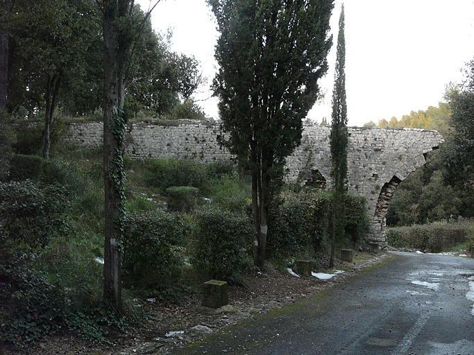 Moulin et jardin d'agrément dit Domaine des trois moulins de la Valmasque
