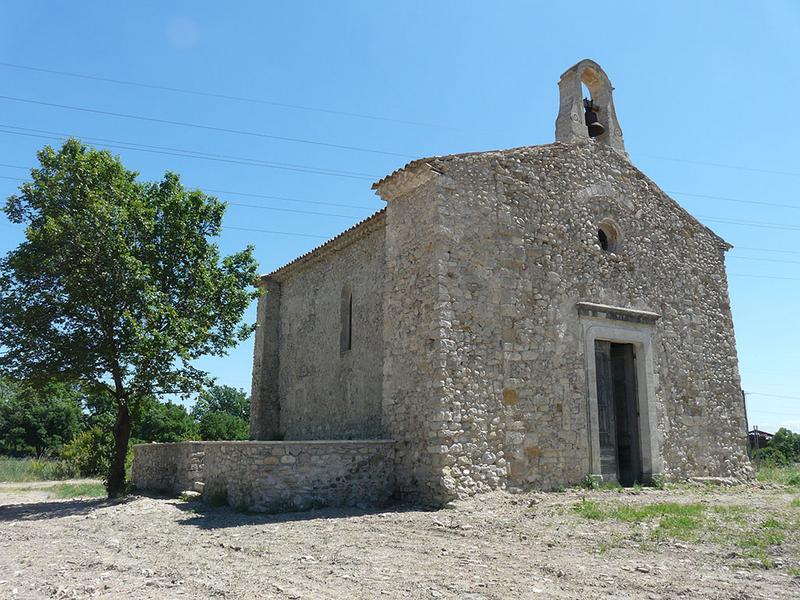 Chapelle Sainte-Tulle