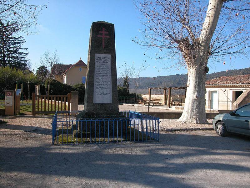 Monument aux morts de la guerre de 1939-1945