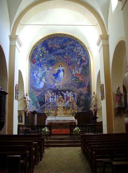 Église paroissiale Saint Etienne